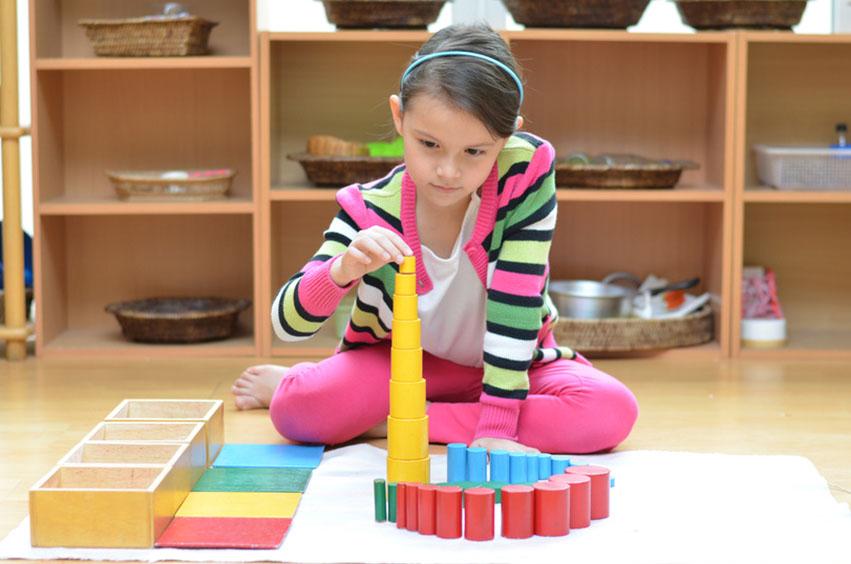 Sensory Awareness | Arbor View Montessori School